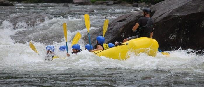 Rafting Veracruz