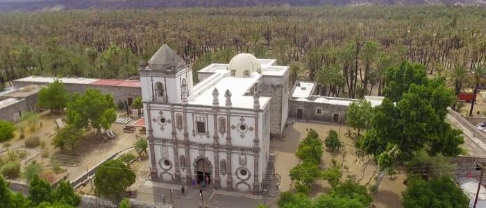 San Ignacio Basse Californie Mexique
