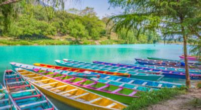 Barque Mexique