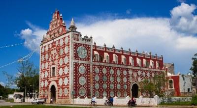 Uayma Valladolid Mexique