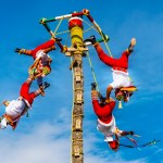 voladores Papantla_mexique