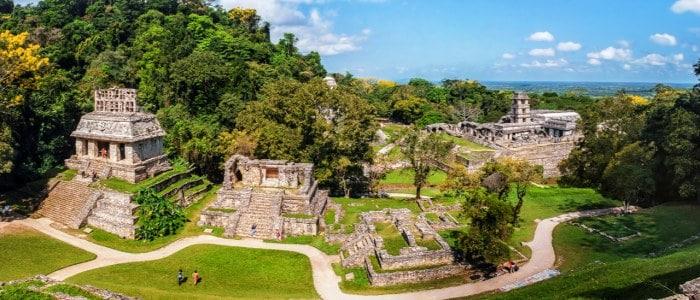 Yaxchilan Mexique
