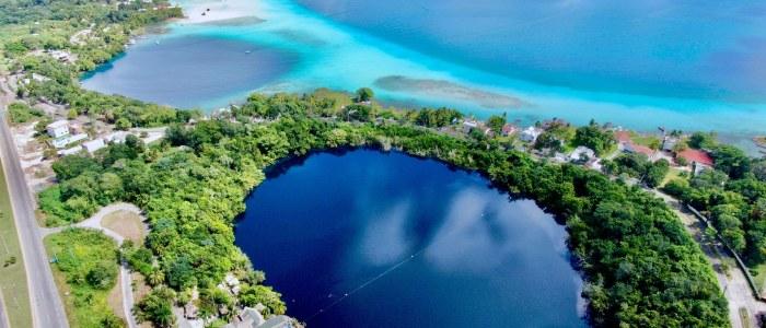 Bacalar Yucatan Mexique