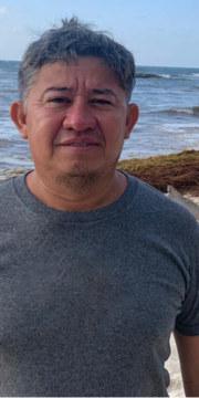 Carlos membre équipe Mexique Découverte