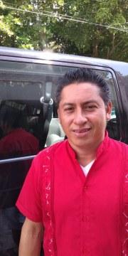 Gregorio membre équipe Mexique Découverte