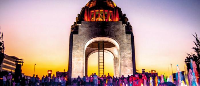 Mexico Monument Revolution mexique