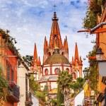 San Miguel de Allende Mexique
