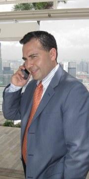 Sergio membre équipe Mexique Découverte