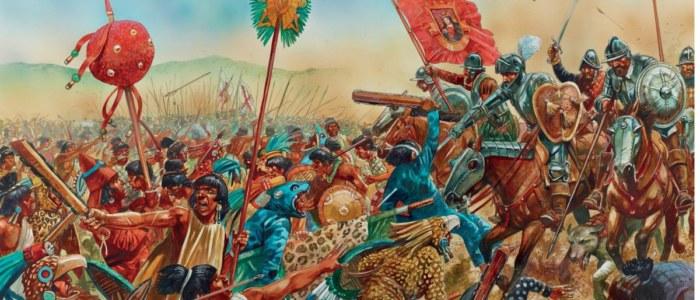 bataille de Otumba- mexique