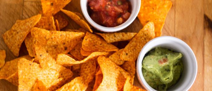 totopos et salsa mexique- mexique decouverte