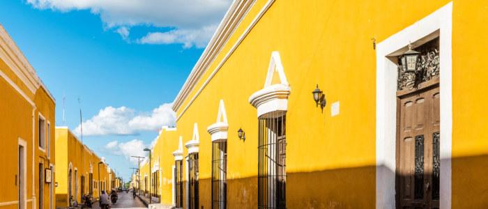 Valladolid. Mexique Decouverte