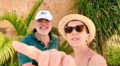 Brigitte et Jean Charles Mexique Decouverte Teletravail