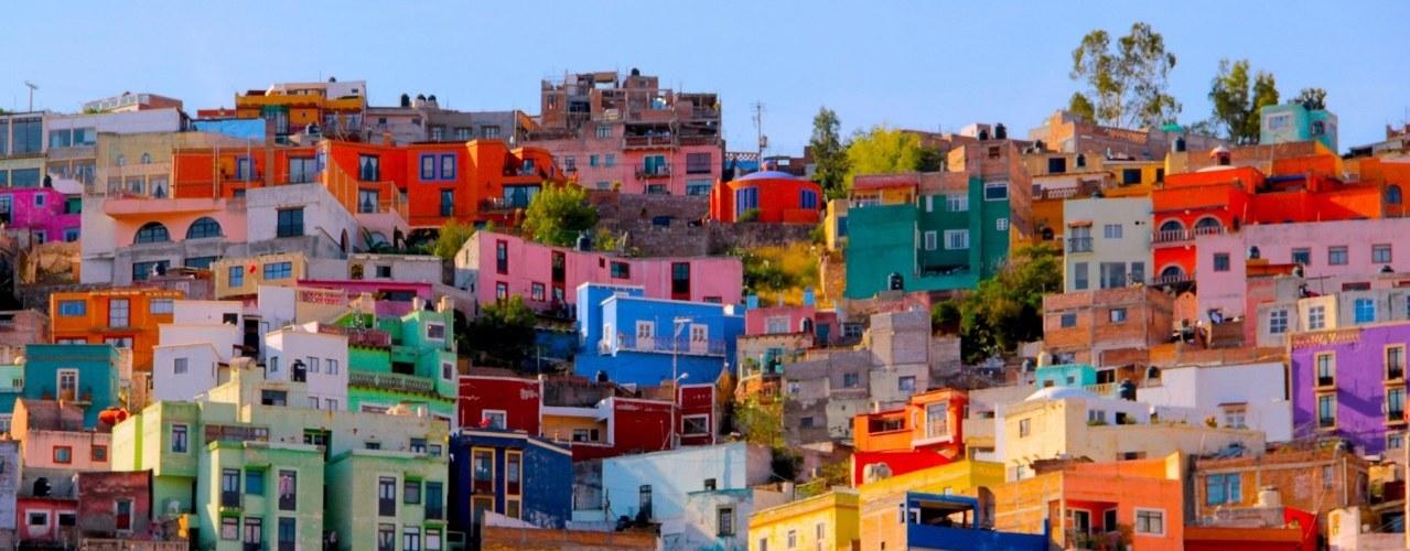 Guanajuato Mexique Confinement copie