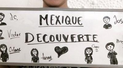 Jose Mexique Decouverte confinement