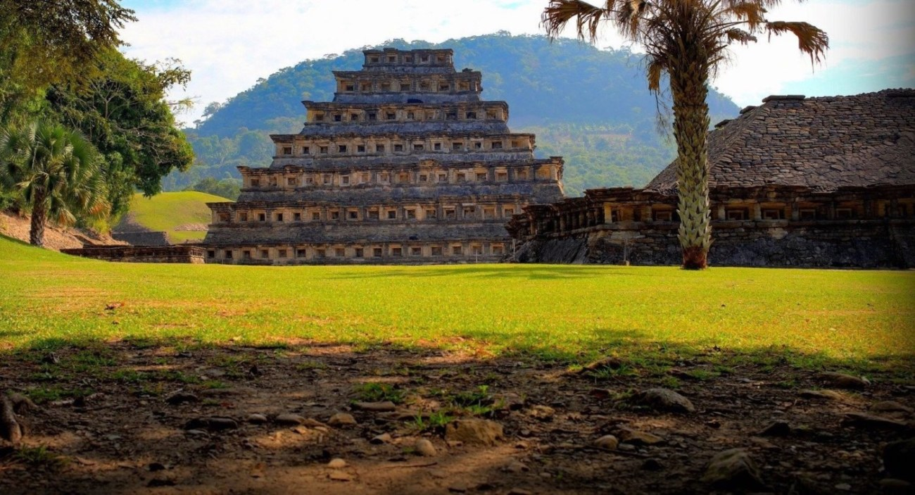 Site Archeologique El Tajin Mexique