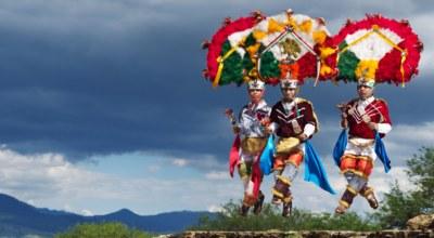 Oaxaca Danse de la Plume Mexique