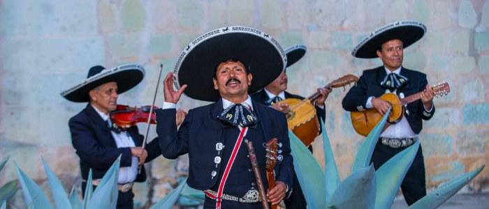 Mariachi Mexique