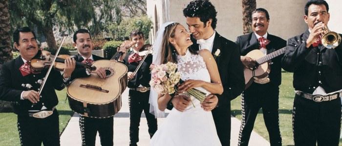 Mariachi Mexique Mariage