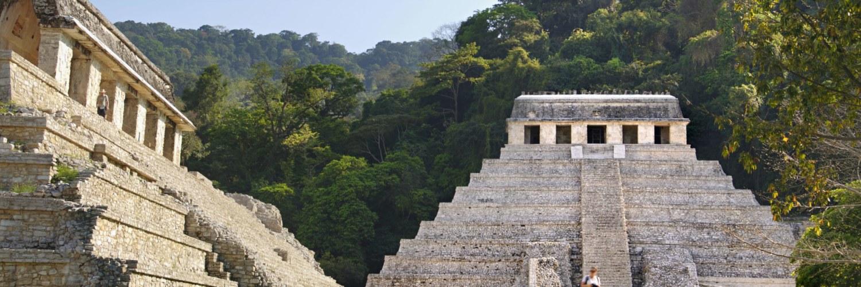 Palenque Mexique
