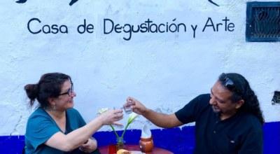 Cliente Anne Couderc Mexique Decouverte