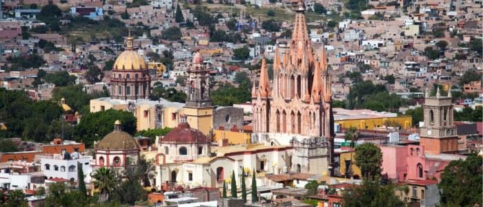 Zacatecas Mexique