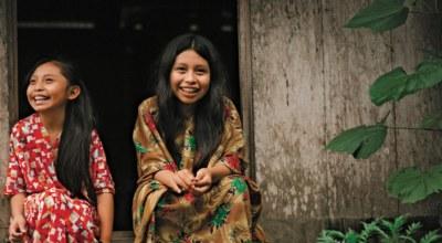 Communauté indigène du Chiapas Mexique